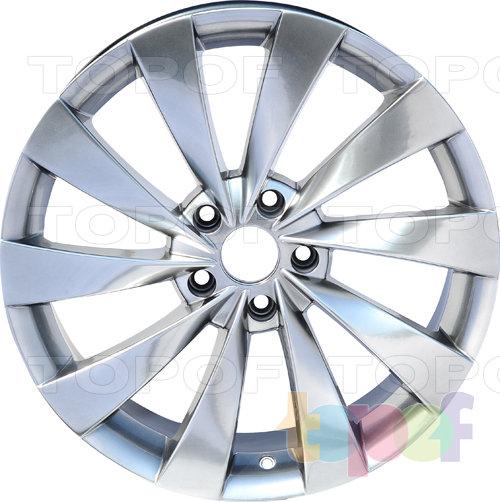 Колесные диски Roner RN3007. Изображение модели #2