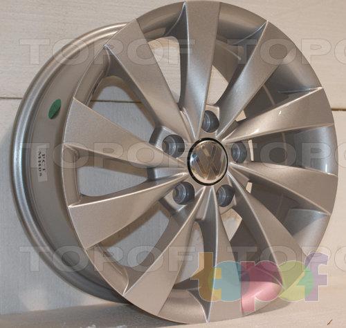 Колесные диски Roner RN3007. Изображение модели #4