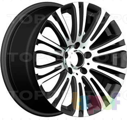 Колесные диски Roner RN3014. Изображение модели #1