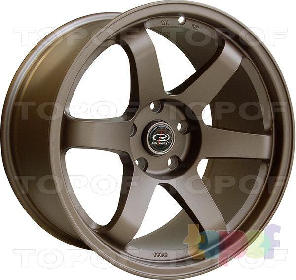 Колесные диски Rota Grid Drift. Изображение модели #1