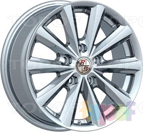 Колесные диски RS 0004. Изображение модели #1