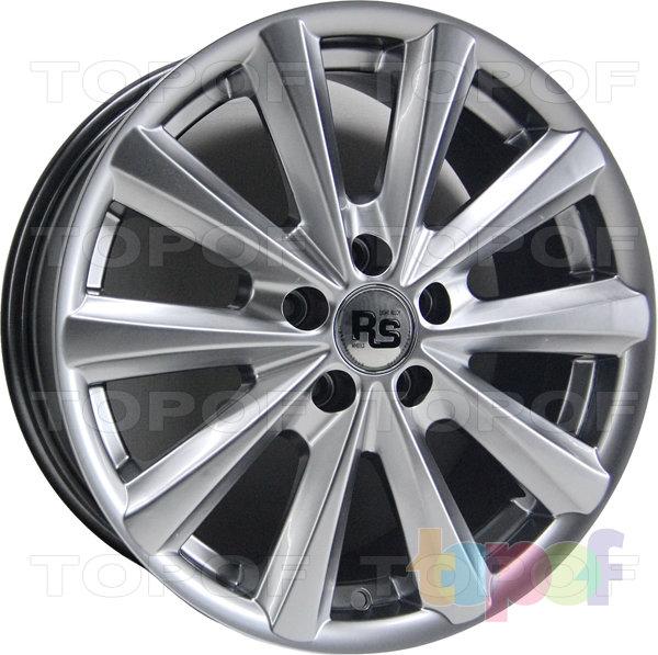 Колесные диски RS 0004. Изображение модели #2