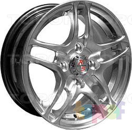 Колесные диски RS 032. Цвет CHB