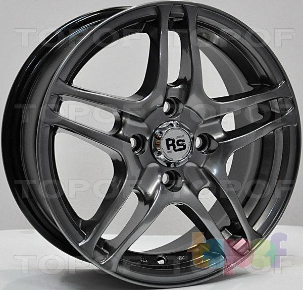 Колесные диски RS 032. Хромированное покрытие