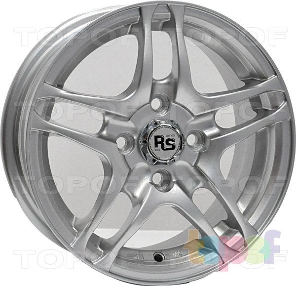 Колесные диски RS 032. Серебряный