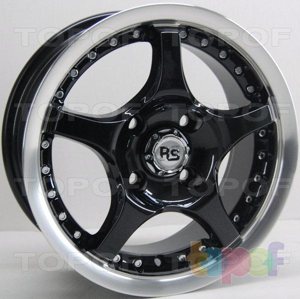 Колесные диски RS 103. Изображение модели #1