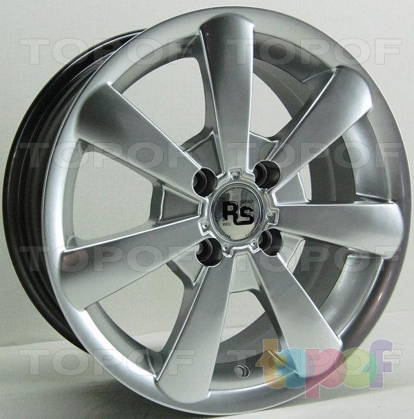 Колесные диски RS 107. Изображение модели #1
