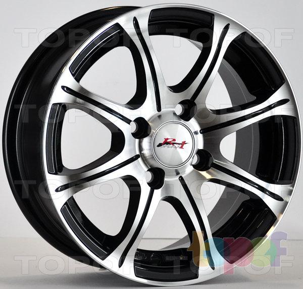 Колесные диски RS 109. Изображение модели #1