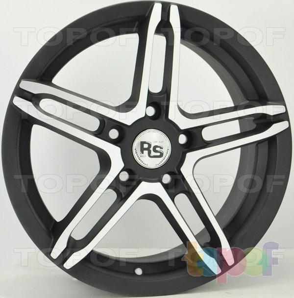 Колесные диски RS 112. Изображение модели #1