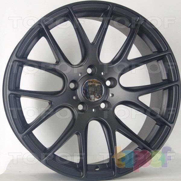 Колесные диски RS 135. Цвет: DBM