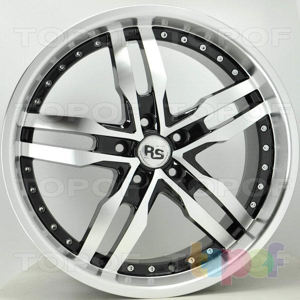 Колесные диски RS 141