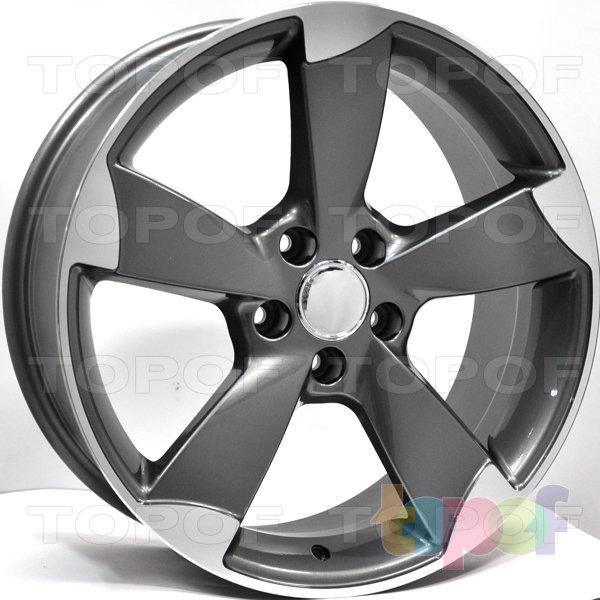 Колесные диски RS 151. Цвет: матовый серый, оружейный металл серый, антрацит