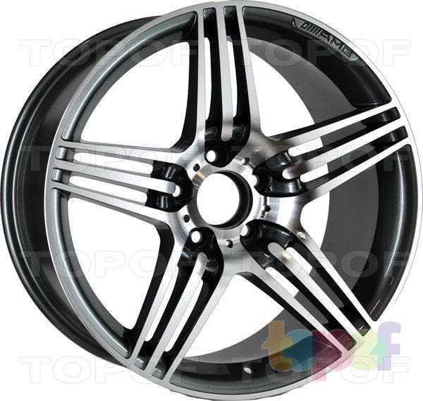 Колесные диски RS 202 rMB