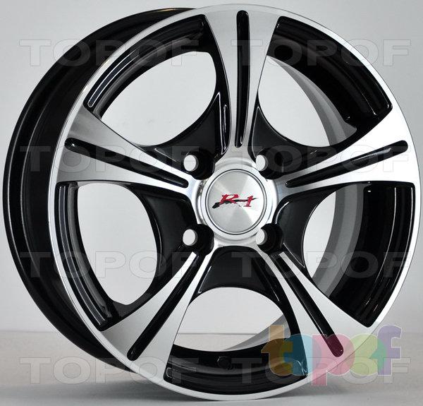Колесные диски RS 207. Изображение модели #1