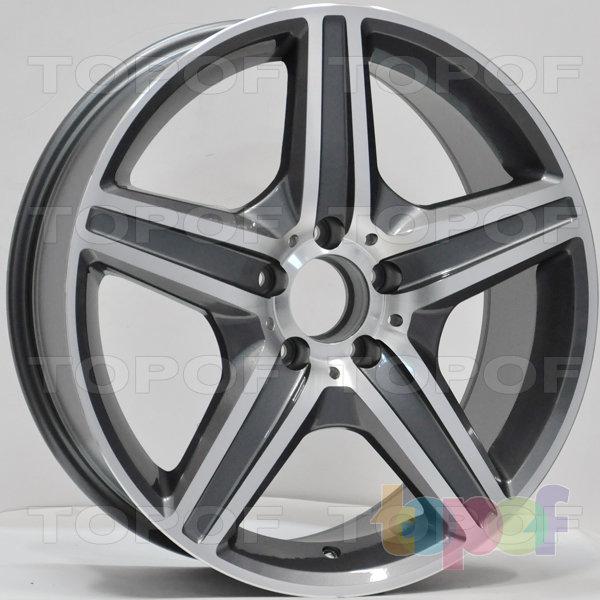 Колесные диски RS 212. Цвет: матовый серый, оружейный металл серый, антрацит