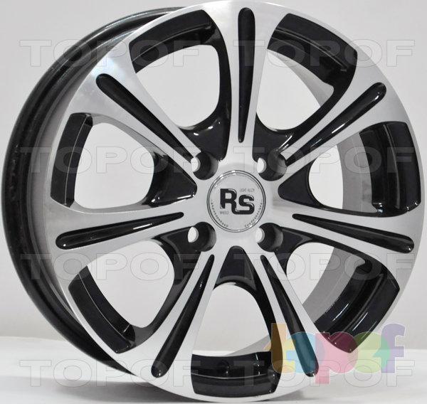 Колесные диски RS 215. Темно-серебристый