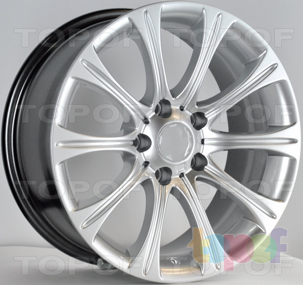 Колесные диски RS 217 D. Изображение модели #1