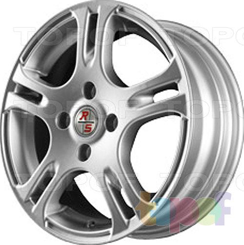 Колесные диски RS 233. Изображение модели #1