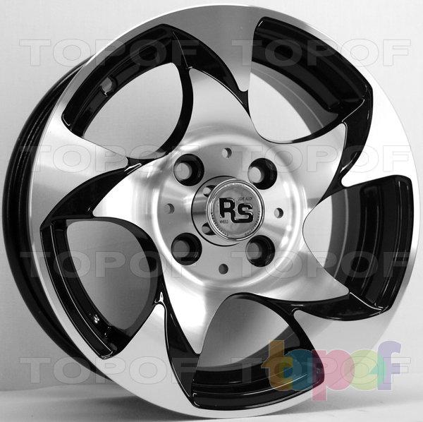 Колесные диски RS 237. Изображение модели #1