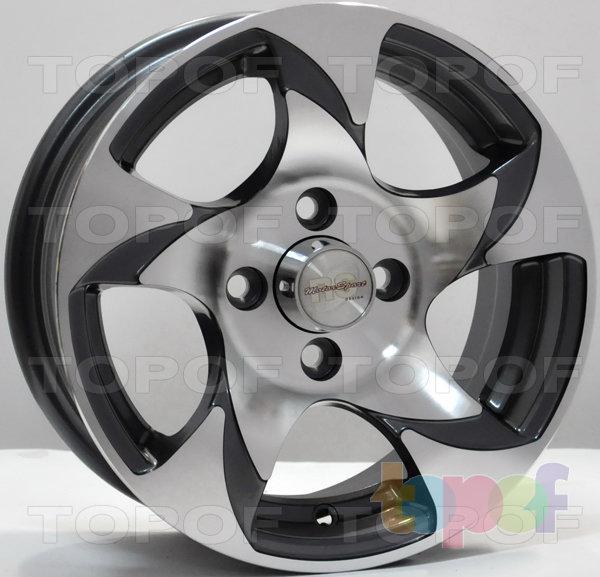 Колесные диски RS 237. Изображение модели #2