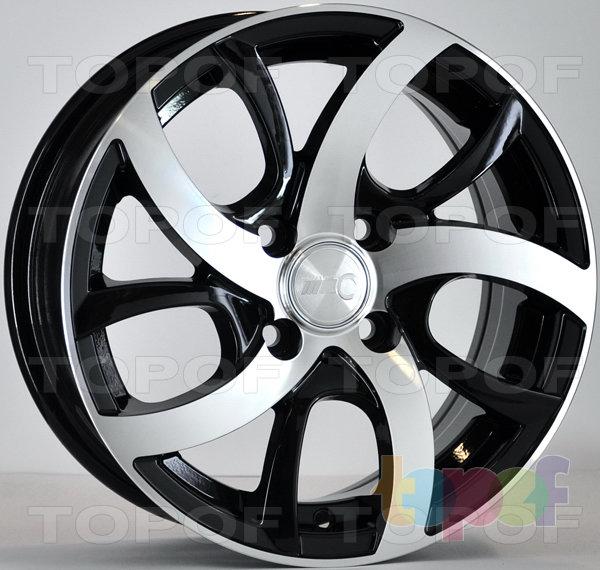 Колесные диски RS 243. Изображение модели #1