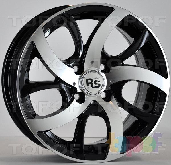 Колесные диски RS 243. Изображение модели #2