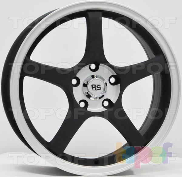 Колесные диски RS 255. Цвет MLCB