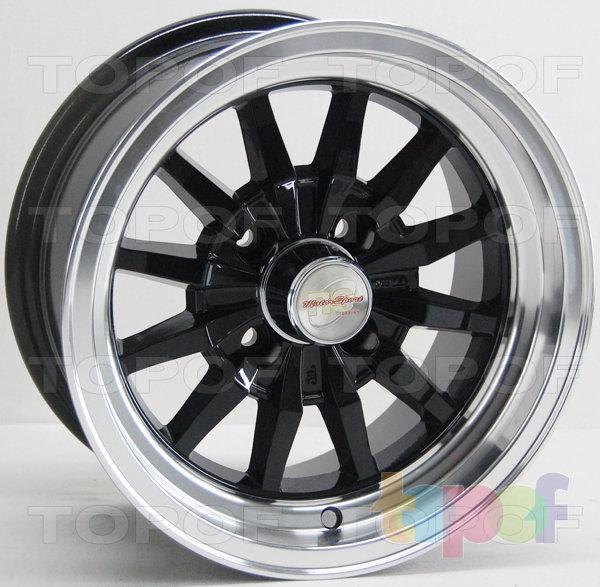 Колесные диски RS 273. Изображение модели #1