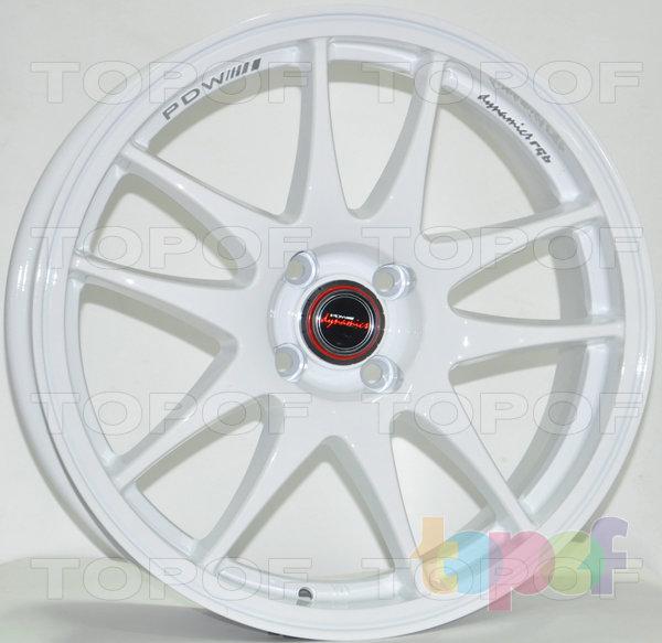 Колесные диски RS 28. Изображение модели #1