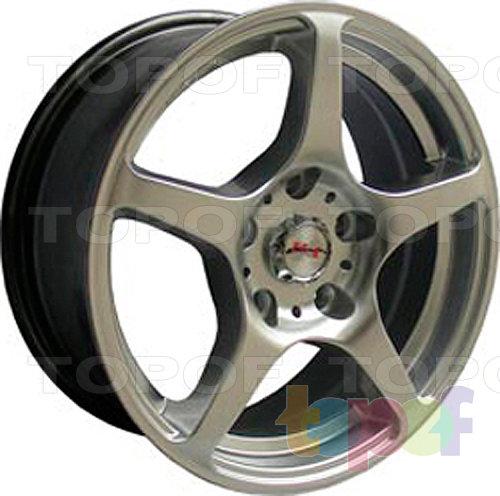 Колесные диски RS 280. Насыщенный серебряный