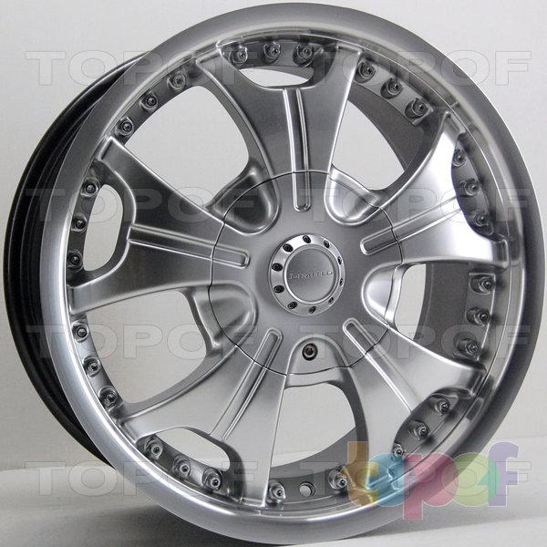 Колесные диски RS 311. Цвет: MLHS