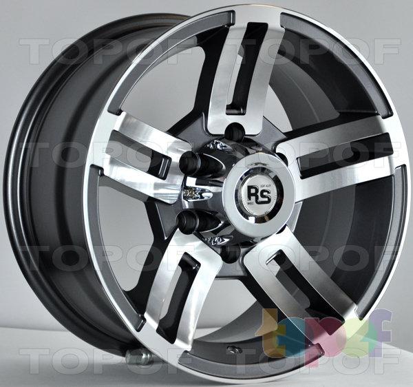 Колесные диски RS 312