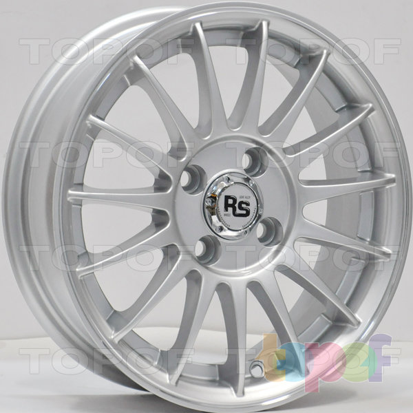 Колесные диски RS 324. Цвет: MLS