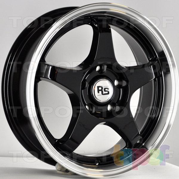 Колесные диски RS 343. Цвет: MLB