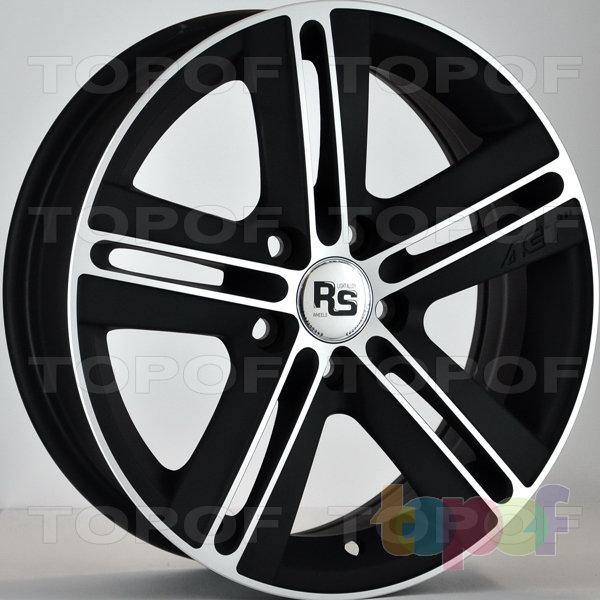 Колесные диски RS 345. Цвет: MCB