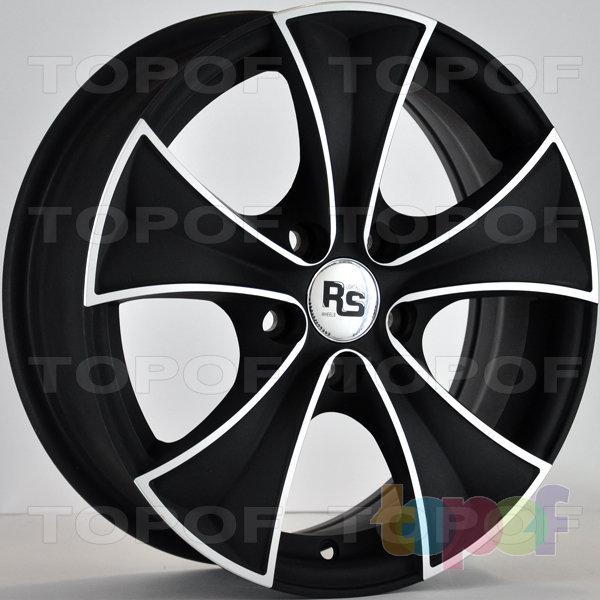 Колесные диски RS 346. Цвет: MСB