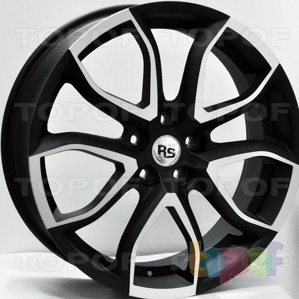 Колесные диски RS 348. Цвет: MCB