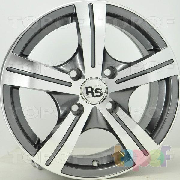 Колесные диски RS 353