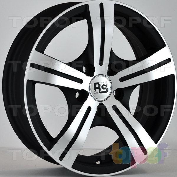Колесные диски RS 353. Цвет: MCB
