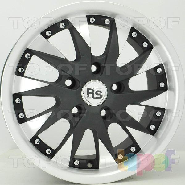 Колесные диски RS 357. Цвет: MCB