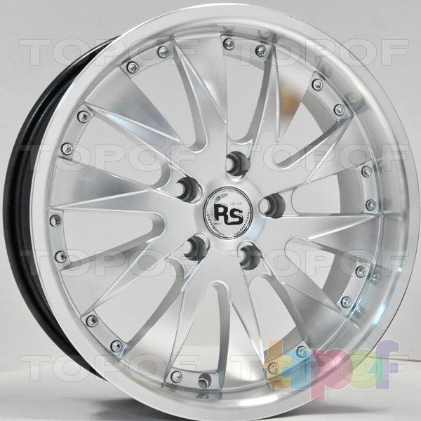 Колесные диски RS 357. Изображение модели #1
