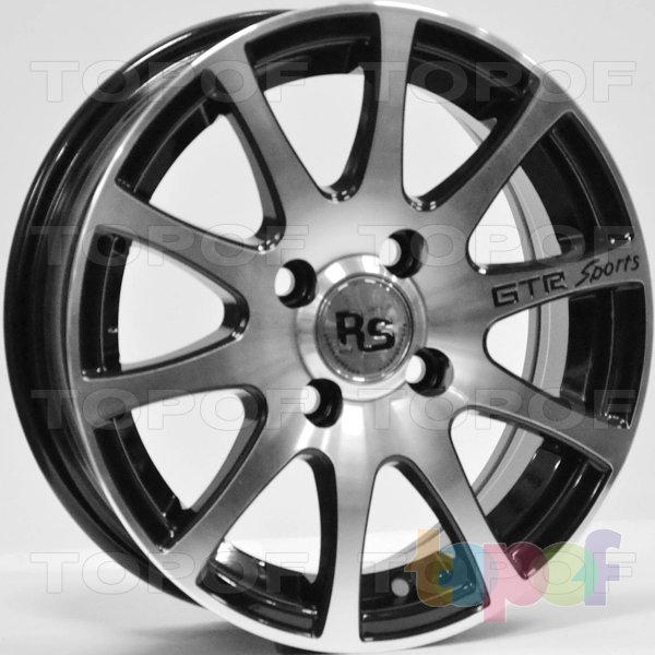 Колесные диски RS 359. Цвет: матовый серый, оружейный металл серый, антрацит