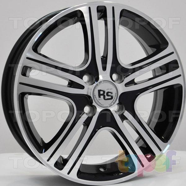 Колесные диски RS 363. Цвет: MCB
