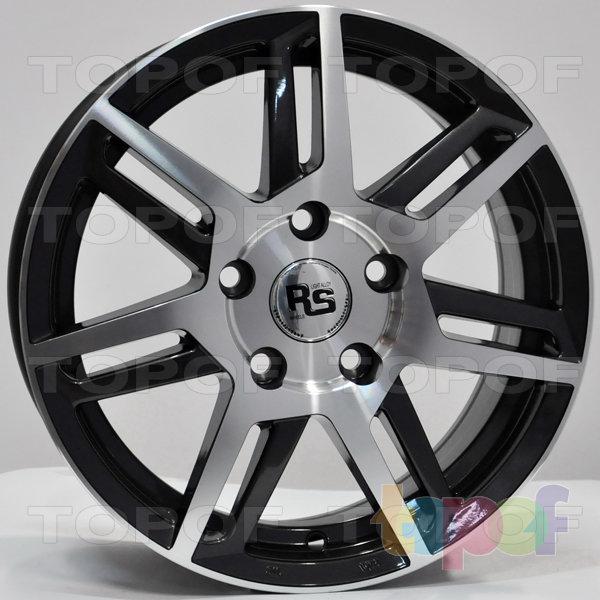 Колесные диски RS 365. Цвет: матовый серый, оружейный металл серый, антрацит