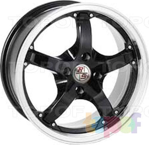 Колесные диски RS 5004. Изображение модели #1
