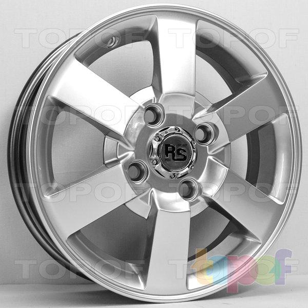 Колесные диски RS 501. Изображение модели #1