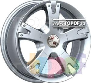 Колесные диски RS 5025. Изображение модели #1