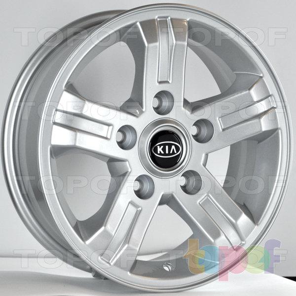 Колесные диски RS 503. Изображение модели #1