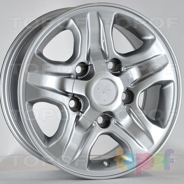 Колесные диски RS 504. Изображение модели #1