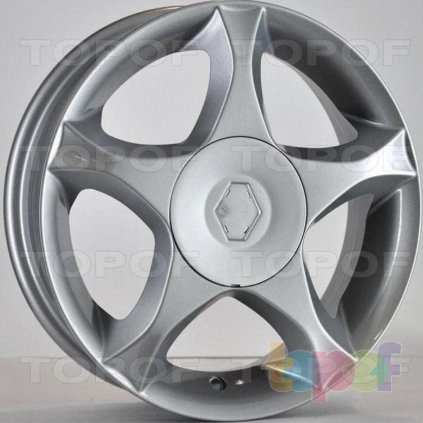 Колесные диски RS 515. Изображение модели #1